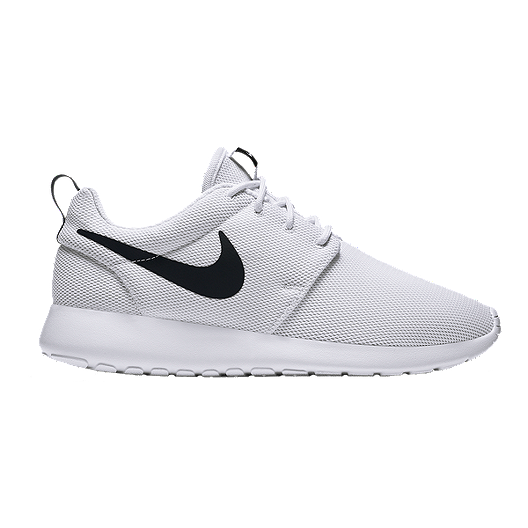 9b9248378216 Nike Women s Roshe One Shoes - White White Black