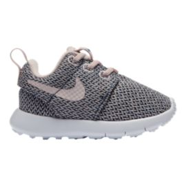Nike Toddler Girls' Roshe One Shoes - Blush/Navy/White