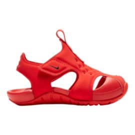 Nike Toddler Sunray Protect 2 Sandals - Red