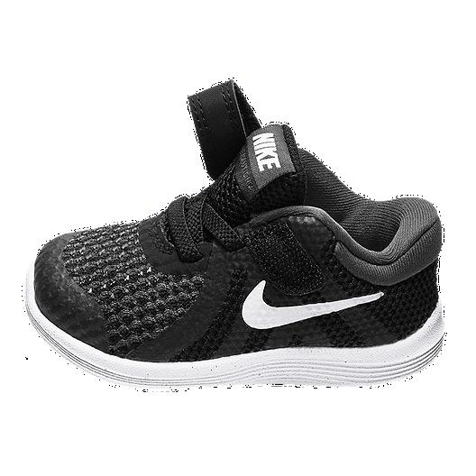 3f3509324c4ed Nike Toddler Revolution 4 Shoes - Black White. (0). View Description