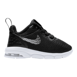 Nike Toddler Air Max Motion LW Shoes - Black Silver  c8390a46c