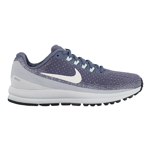 on sale c707d ba017 Nike Women s Air Zoom Vomero 13 Running Shoes - Grey White - LIGHT CARBON  GREY