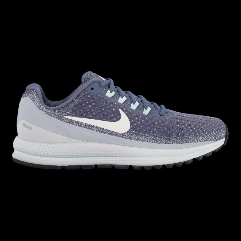 5cbe419b617eb Nike Donna Air Zoom Vomero 13 scarpe In esecuzione scarpe 13 grigio bianca  Sport Chek 0771b3