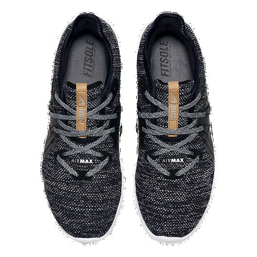 Nike Free Runner Black Multi Function Mens Deep Gray Air Max