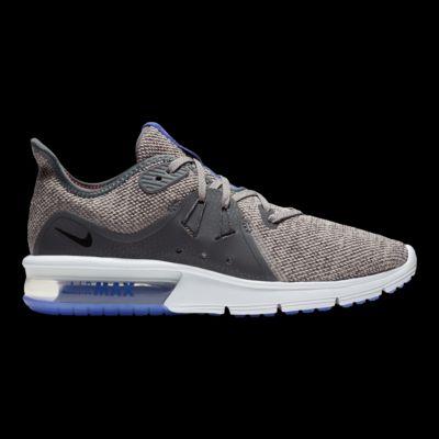 nike air max le successive 3 scarpe da corsa grigio / nero sport chek