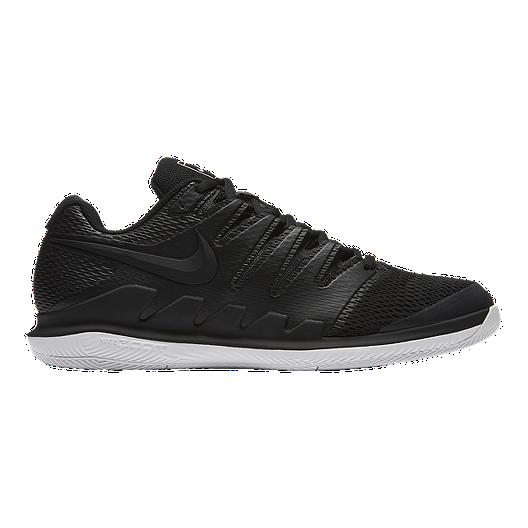 a6ac833bf Nike Men s Air Vapor X Tennis Shoes - Black