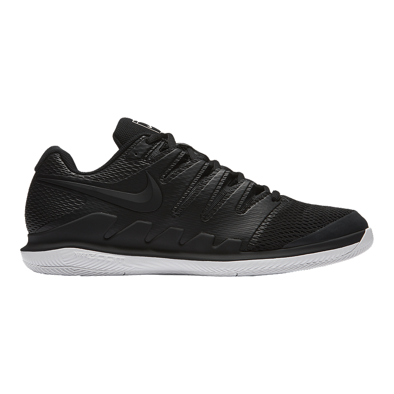 264b44ecef564 Nike Men s Air Vapor X Tennis Shoes - Black