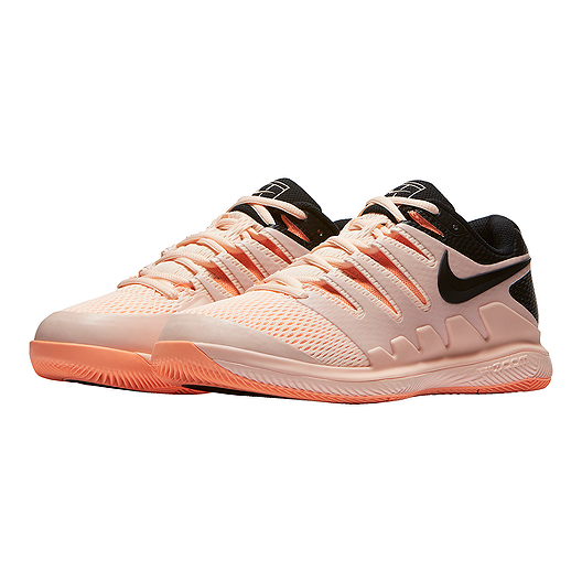 pretty nice fd27d 7ddc4 Nike Women s Air Zoom Vapor X Tennis Shoes - Pink Black. (0). View  Description