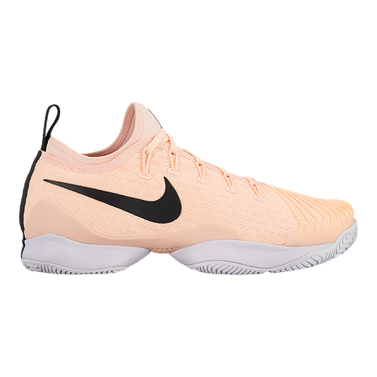 Air Women's Nike React Tennis Zoom Ultra Pinkblack Shoes EHD29I