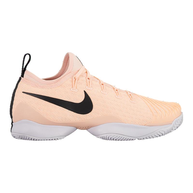 51b122f81ea Nike Women s Air Zoom Ultra React Tennis Shoes - Pink Black