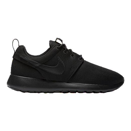 ae1d2a206507 ... hot nike kids roshe one grade school shoes black black 8e246 d5f55
