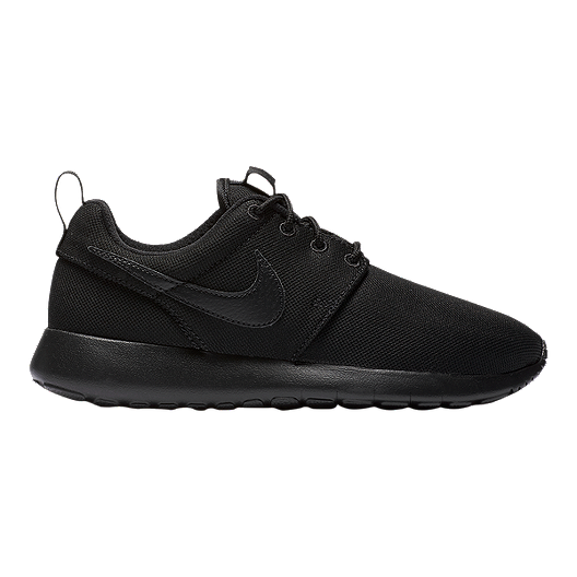 8dadc0ba4a09 Nike Kids  Roshe One Grade School Shoes - Black