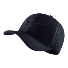 Nike Men's Train Vapor SwooshFlex Hat - Black