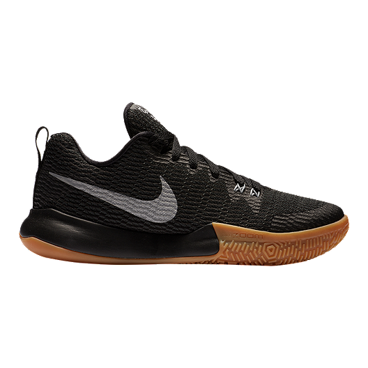 a288061a1471d Nike Women s Zoom Live II Basketball Shoes - Black Silver