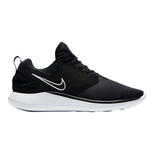 7f9d5ad2a Nike Men's LunarSolo Running Shoes - Black/White