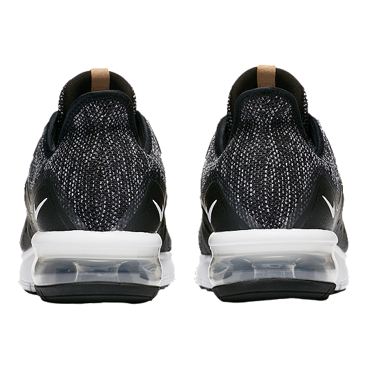 online store 1af61 a759a Nike Men s Air Max Sequent 3 Running Shoes - Black White Grey. (0). View  Description