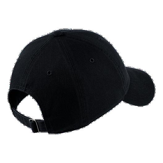 e124bff3 Nike Sportswear Heritage86 Hat - Black
