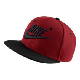 Nike Kids' Futura True Adjustable Hat - Red