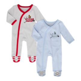 Ottawa Senators Infant Sunday Best Coverall Set - 2-Piece