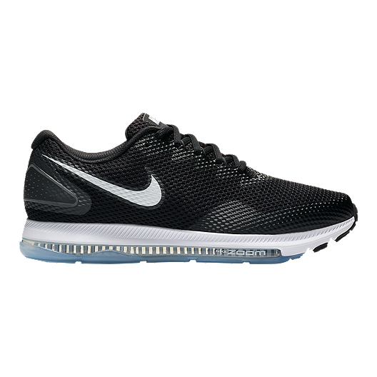 185a3a54eeb Nike Men s Zoom All Out Low 2 Running Shoes - Black White
