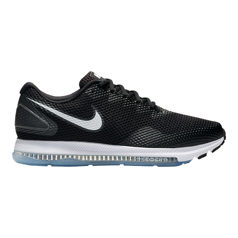 94754d42f5 Nike Men's Zoom All Out Low 2 Running Shoes - Black/White | Sport Chek