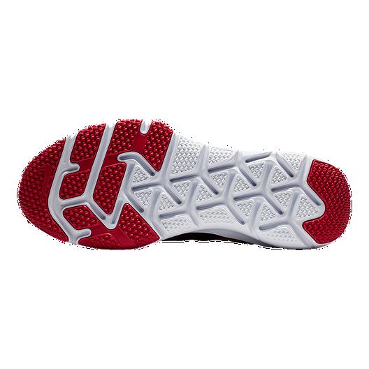0009ae92f296 Nike Men s Flex Control II Training Shoes - Black Red White