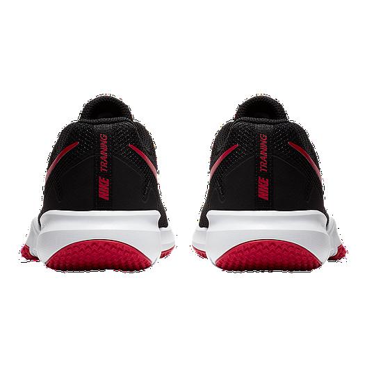9ab38a473cc73 Nike Men s Flex Control II Training Shoes - Black Red White. (0). View  Description