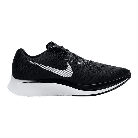 get cheap 8aceb 0ad5f Nike Men s Zoom Fly Running Shoes - Black White