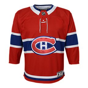 fdce8f17c Montreal Canadiens Little Kids  Home Hockey Jersey