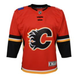 Calgary Flames Toddler Home Hockey Jersey