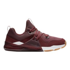 Nike Men's Zoom Command Training Shoes - Burgundy/White/Gum