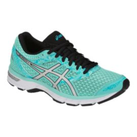 ASICS Women's Gel Excite 4 Running Shoes - Blue/Silver Aqua