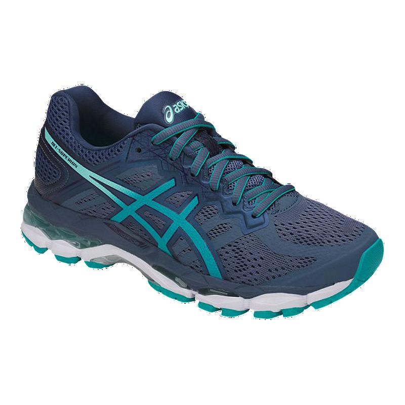 9fe584ac9198 ASICS Women s Gel Superion Running Shoes - Blue