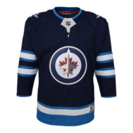 Winnipeg Jets Toddler Home Hockey Jersey