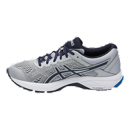 14f96d65e29a ASICS Men s GT 1000 6 Running Shoes - Grey Blue. (0). View Description