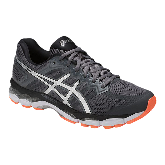 19c4d89b92f9 ASICS Men s Gel Superion Running Shoes - Grey Silver Orange