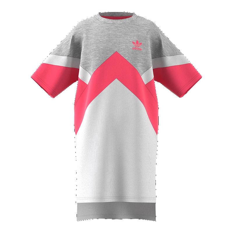 online store ddf2f 52925 adidas Originals Girls  French Terry Dress   Sport Chek