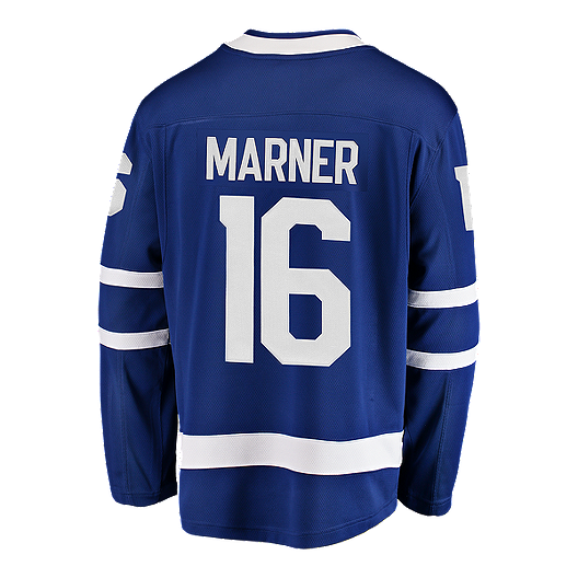 best value 3721e e4cdc Toronto Maple Leafs Mitch Marner Fanatics Breakaway Home Hockey Jersey