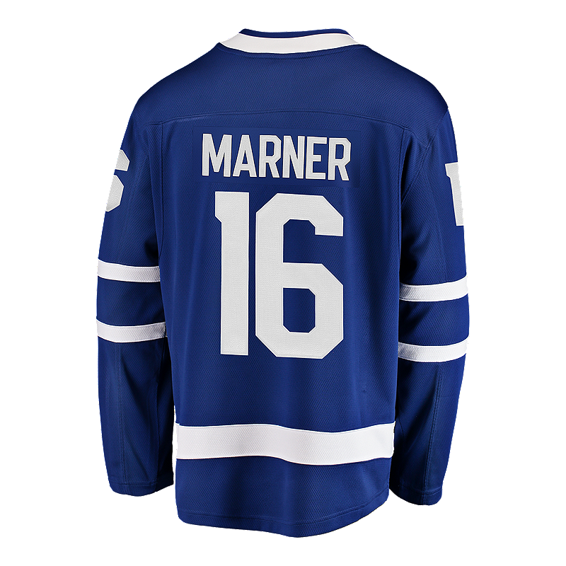 Toronto Maple Leafs Mitch Marner Fanatics Breakaway Home Hockey Jersey  8159e5b7c