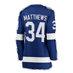 Toronto Maple Leafs Women s Auston Matthews Fanatics Breakaway Home Hockey  Jersey  a3a3050440