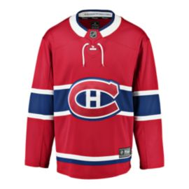 Montreal Canadiens Fanatics Breakaway Home Hockey Jersey