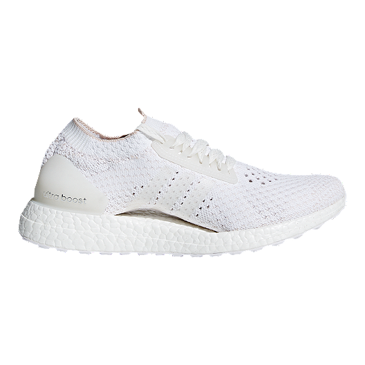 6d7621c7d912b adidas Women s Ultra Boost X Clima Running Shoes - White Pearl ...