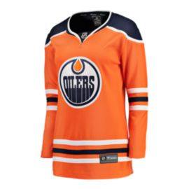 Edmonton Oilers Women's Fanatics Breakaway Home Hockey Jersey