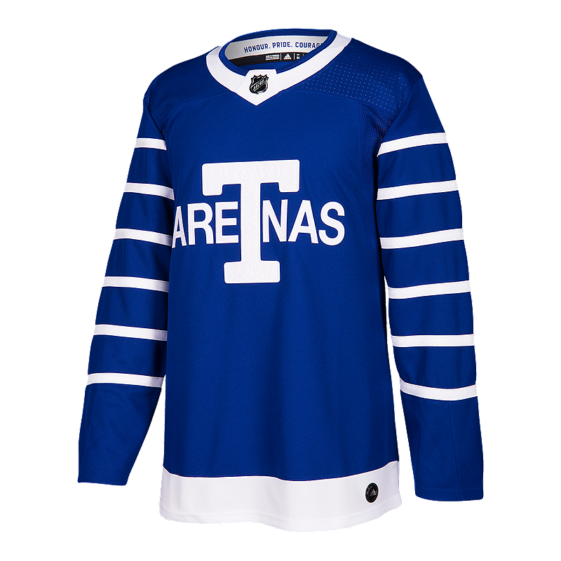 950376fa074 Toronto Maple Leafs Arenas Authentic Hockey Jersey
