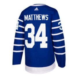 Toronto Maple Leafs Auston Matthews Authentic Arenas Hockey Jersey