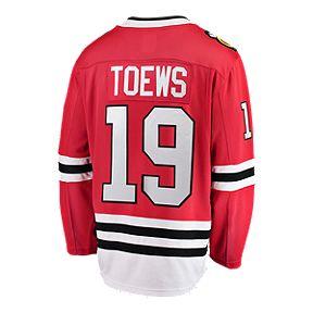 Chicago Blackhawks Jonathan Toews Fanatics Breakaway Home Hockey Jersey bd6d7132a