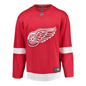 a3605b6b5 Detroit Red Wings Fanatics Breakaway Home Hockey Jersey