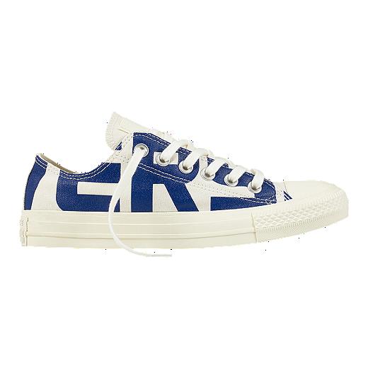 dc1a29c9c363 Converse Women's Chuck Taylor All Star Wordmark Shoes - Navy | Sport ...