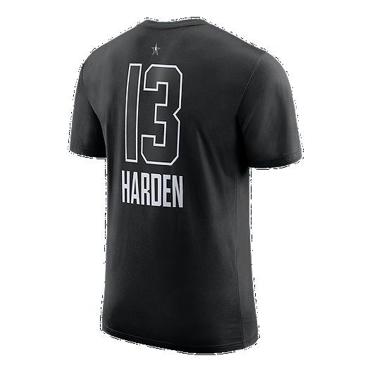 premium selection ad0fb 42146 Houston Rockets James Harden All Star Player T Shirt | Sport ...