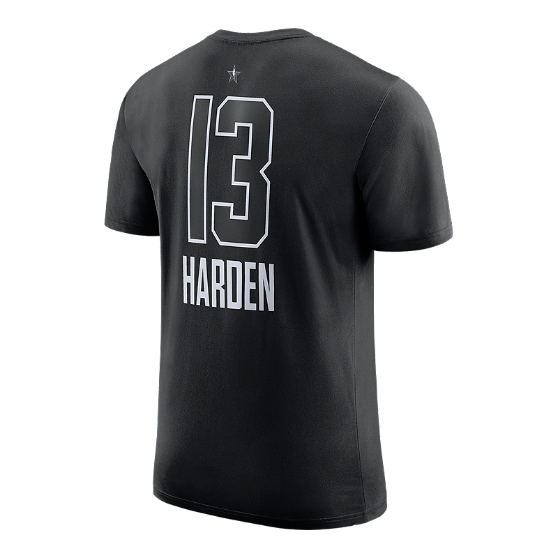 premium selection 53777 773dc Houston Rockets James Harden All Star Player T Shirt | Sport ...